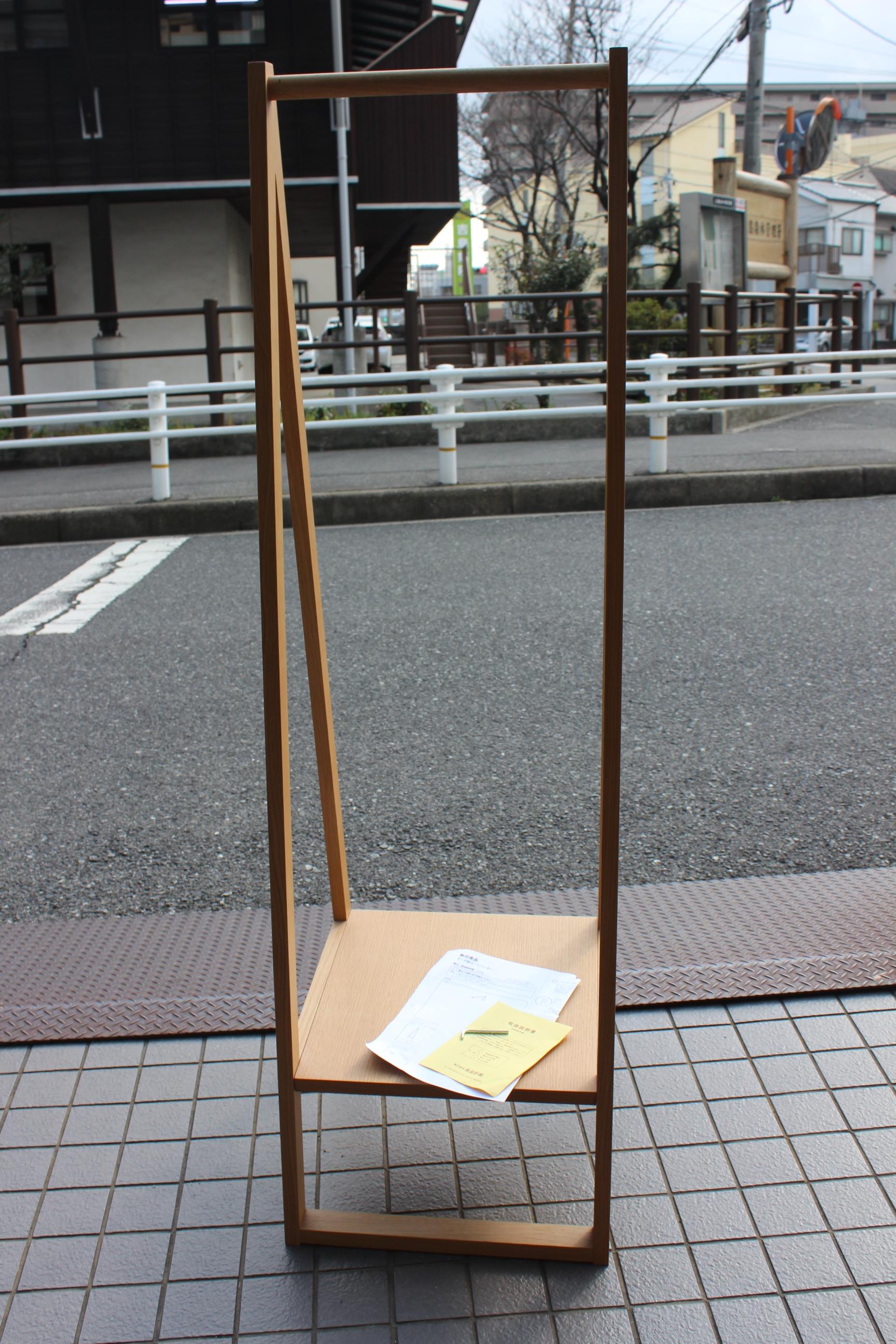 吉島東店 無印良品 オーク材コートハンガー 入荷☆